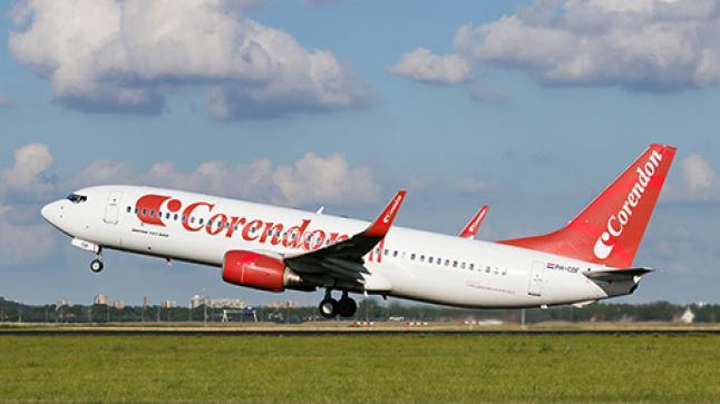 """شركة """"كوريندون"""" الهولندية تطلق رحلات جوية إلى مطاري الناظور والحسيمة"""