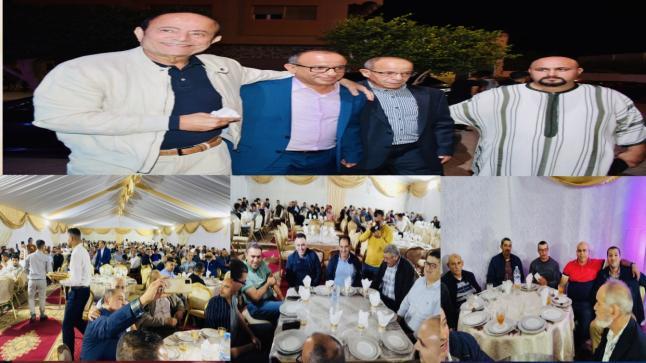 شاهدوا الفيديو… ميلود عزوز يحتفل بمناسبة رفض طعن ابرشان