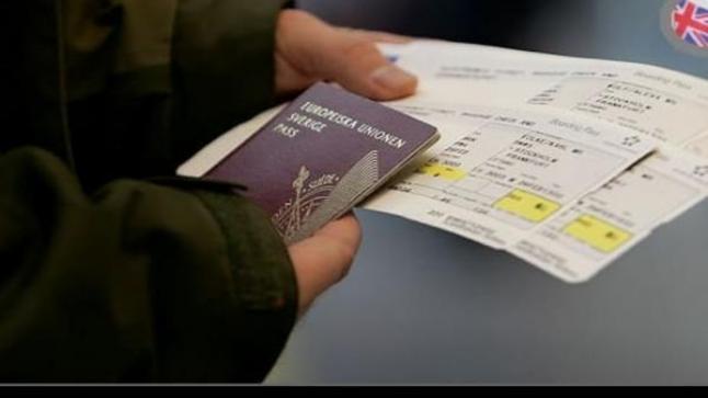 بريطانيا تفرج عن أكثر من 10 الاف عمل تأشيرة عمل للأجانب لتغطية النقص في هذه الحرف